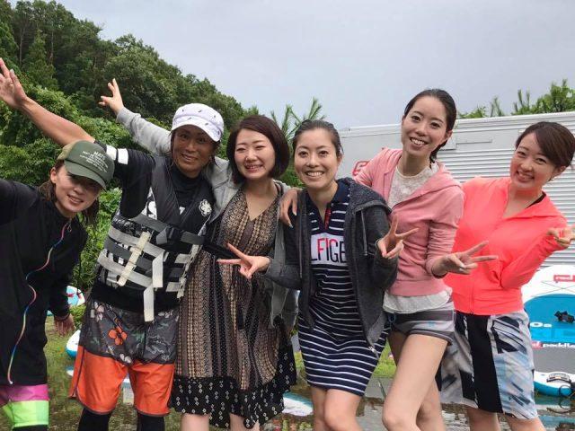 雨が多いけど楽しめちゃう!!v(´∀`*v)