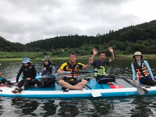親子でわくわく川体験開催~~~(ゝω・´★)