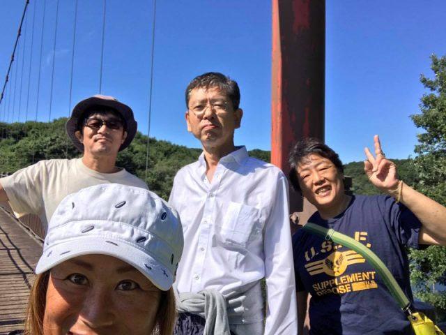 大阪から同級生が~~!!(*゚∀゚人゚∀゚*)