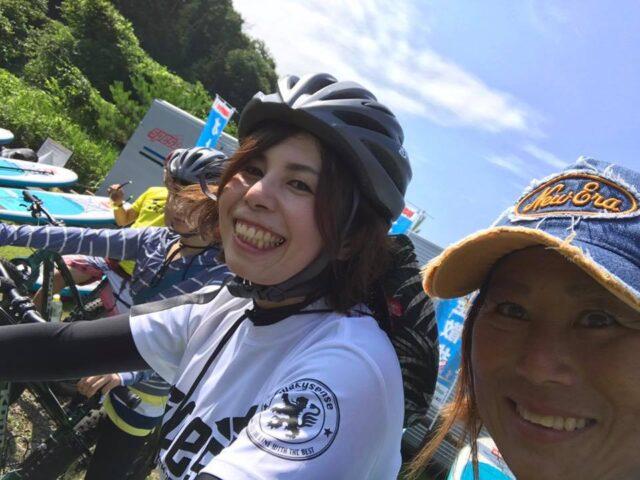 ファットバイク&SUP コラボツアー初日!!!