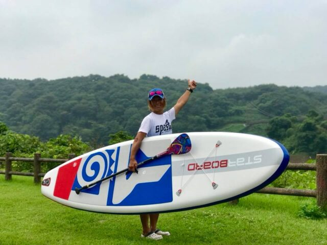 starboard Japanの若松さん!!