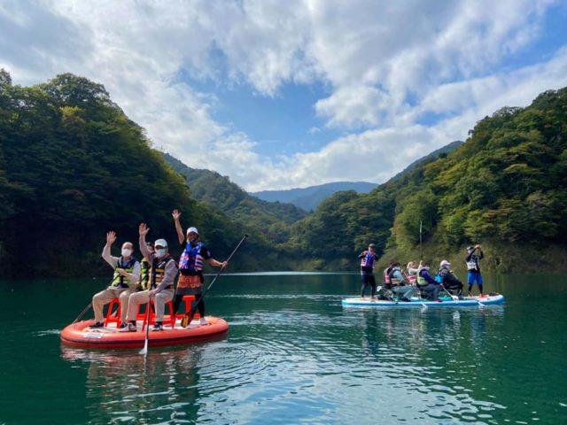 【2020紅葉シーズン塩原渓谷探検ツアー 】終了いたしました~~!!