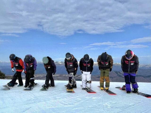 2020-21 シーズンスノーボードスクール終了!!