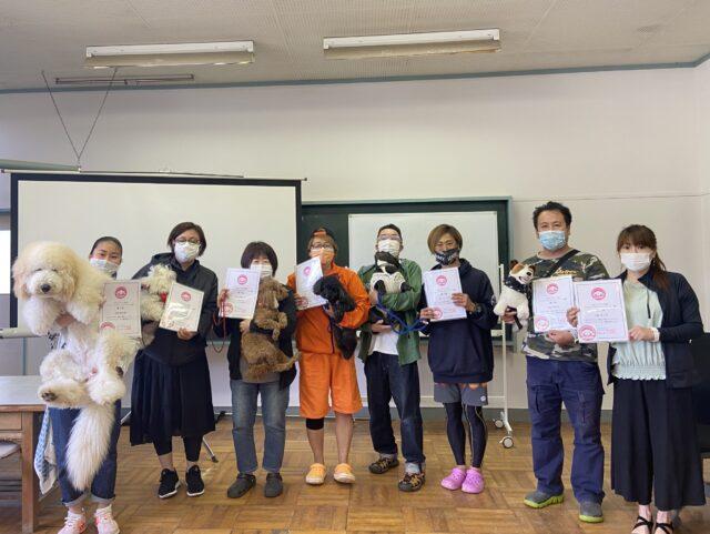 ドッグサップアクティビティリーダー講習会!
